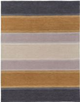Artistic Weavers Solid/Striped Holden Olive Area Rug Collection