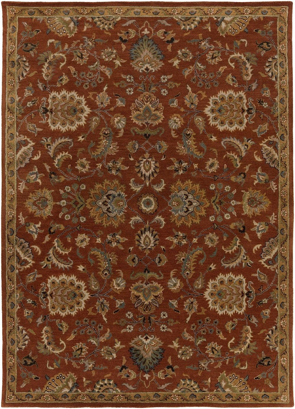 artistic weavers middleton mallie traditional area rug collection