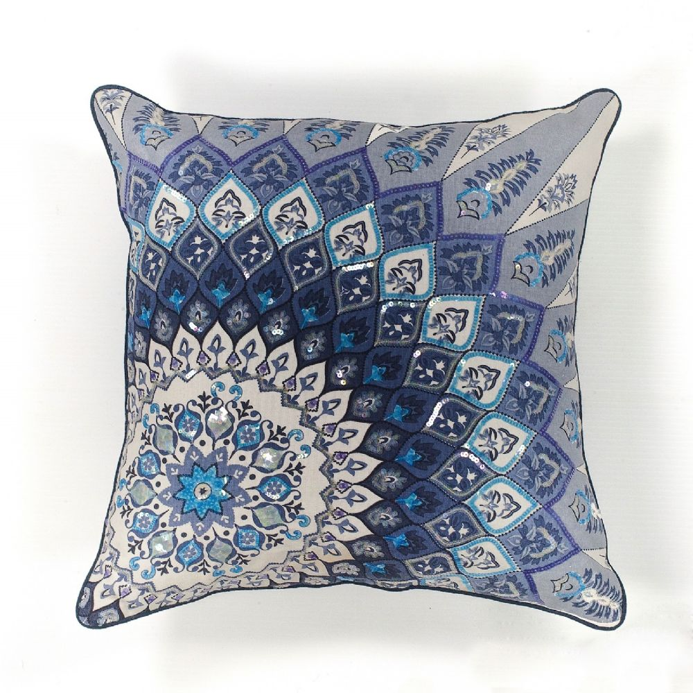 kas luminous transitional decorative pillow collection