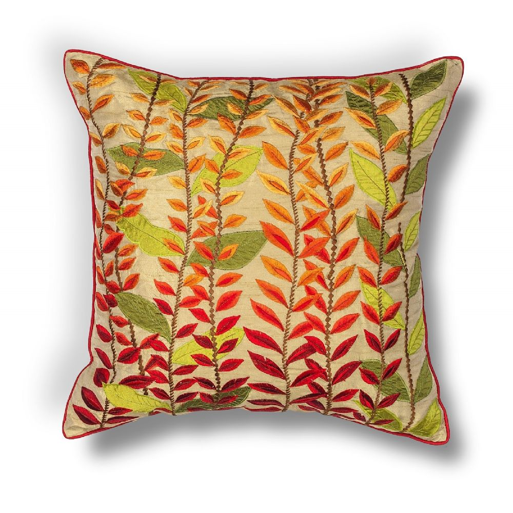 kas luminous country &floral decorative pillow collection