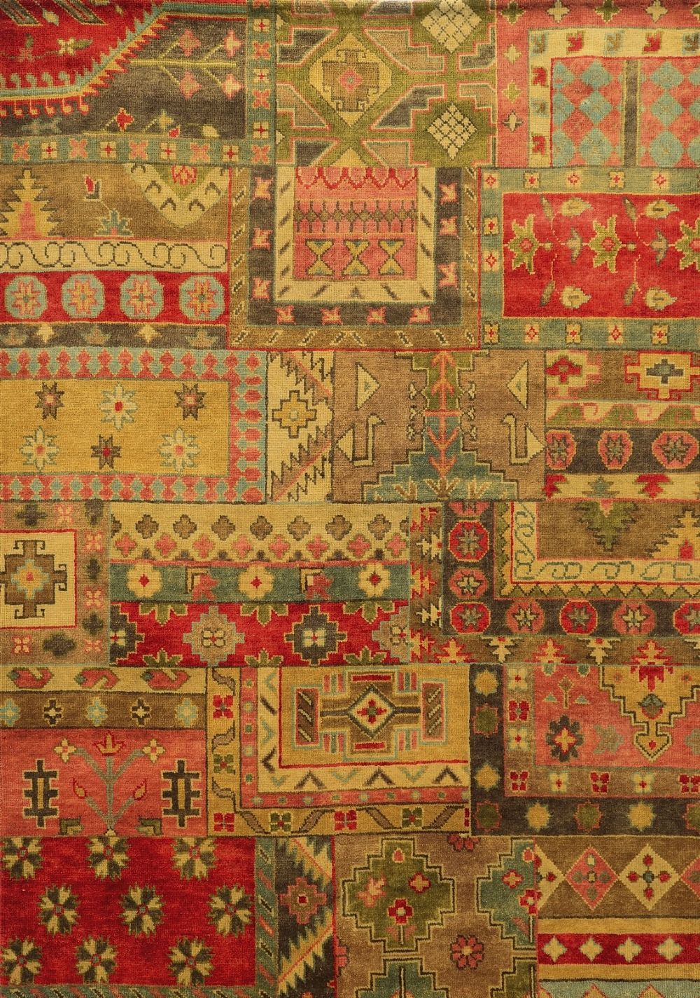 rizzy rugs aquarius southwestern/lodge area rug collection