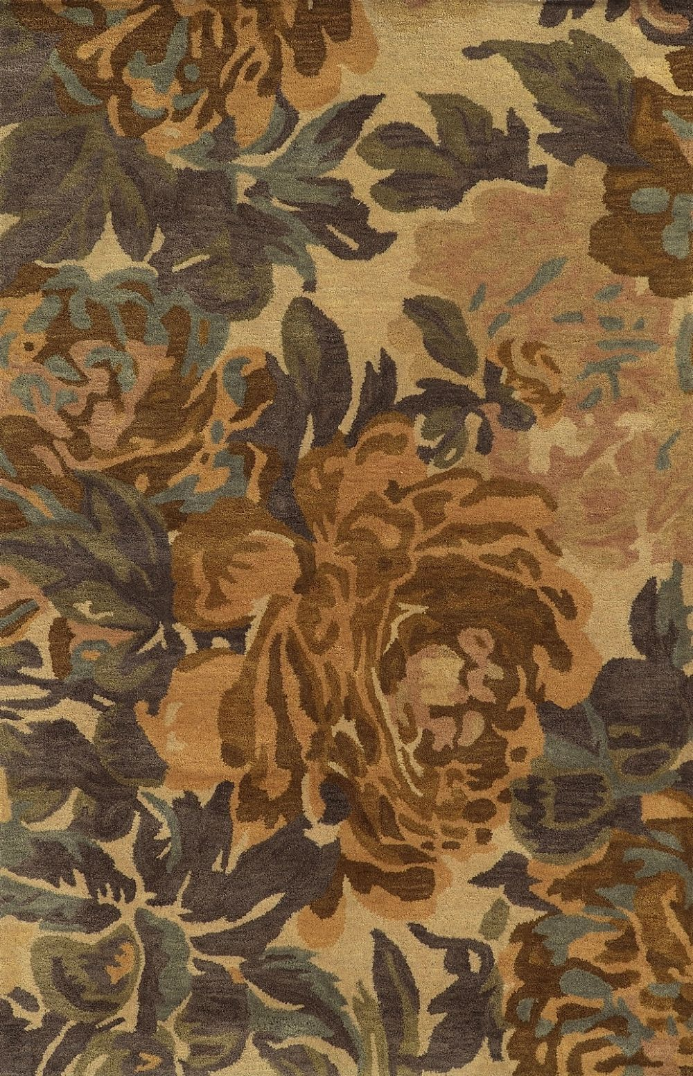 rizzy rugs highland country & floral area rug collection