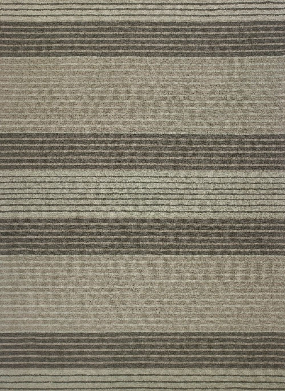 kas gramercy solid/striped area rug collection