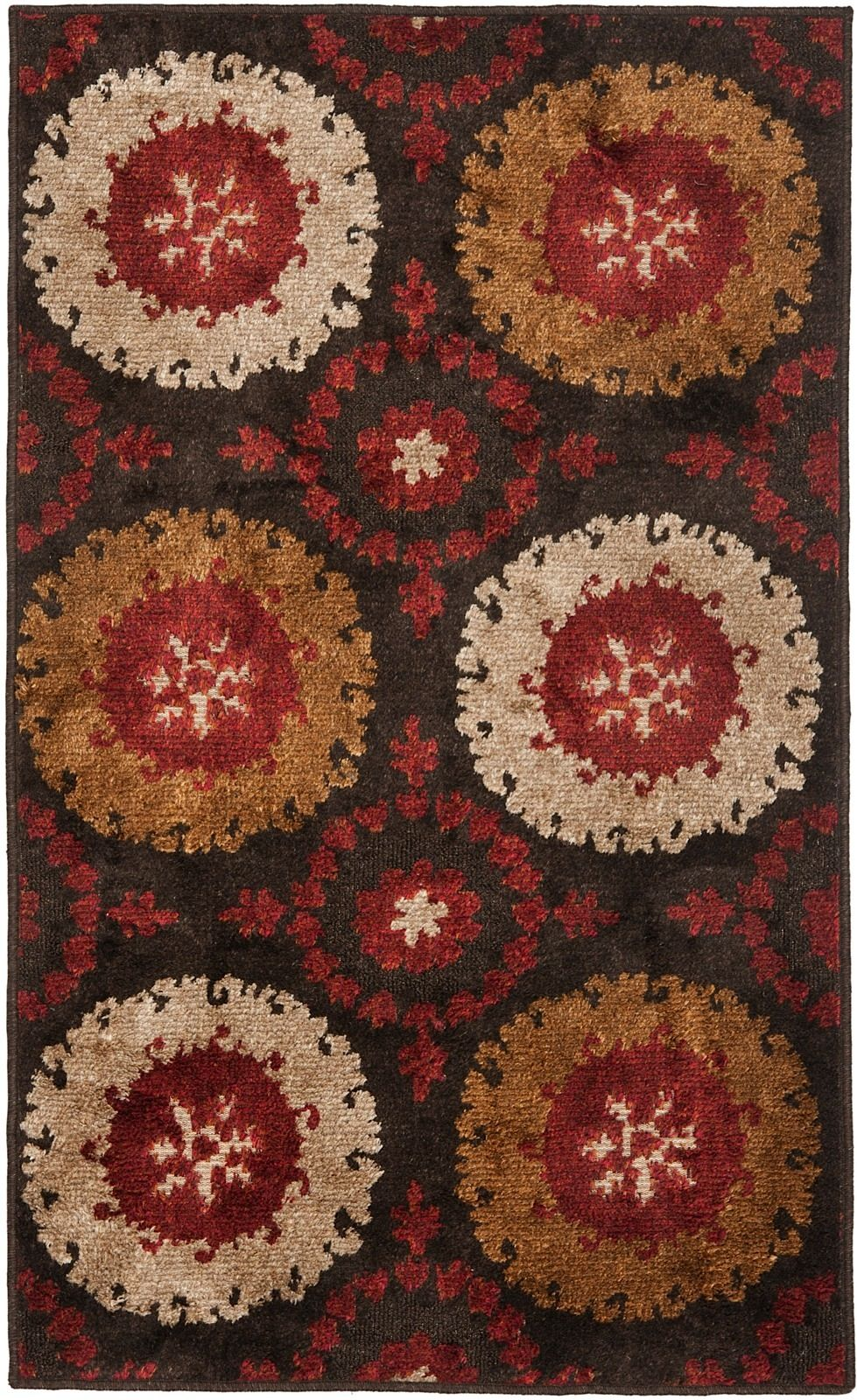 safavieh kashmir contemporary area rug collection