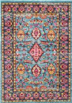 NuLoom Country & Floral Floral Persian Lavenia Area Rug Collection