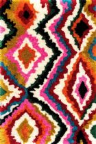 NuLoom Shag Carnival Abbey Shaggy Area Rug Collection