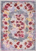 NuLoom Country & Floral Felica Vintage Floral Area Rug Collection