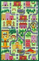 NuLoom Kids City Neighborhood Area Rug Collection
