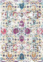 NuLoom Country & Floral Floral Damask Rosemary Area Rug Collection