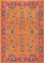NuLoom Country & Floral Floral Persian Mirella Area Rug Collection