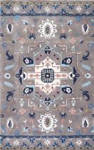NuLoom Country & Floral Floral Medallion Ardith Area Rug Collection