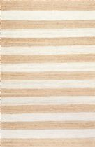 NuLoom Solid/Striped Alisia Stripes Area Rug Collection