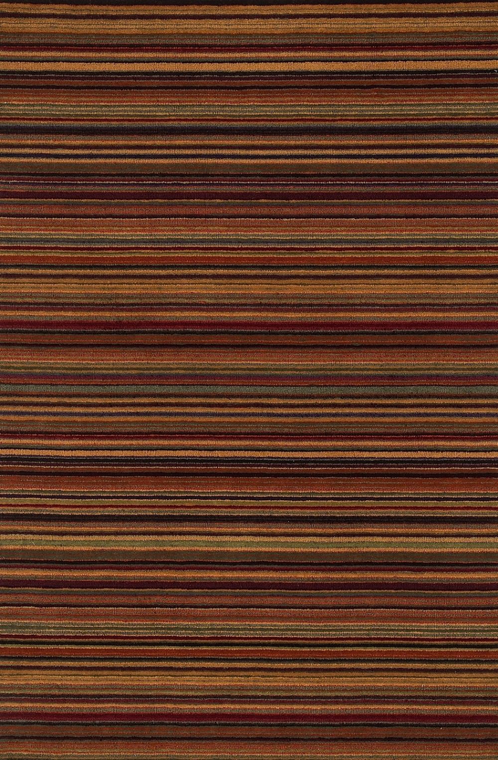 loloi rhodes solid/striped area rug collection