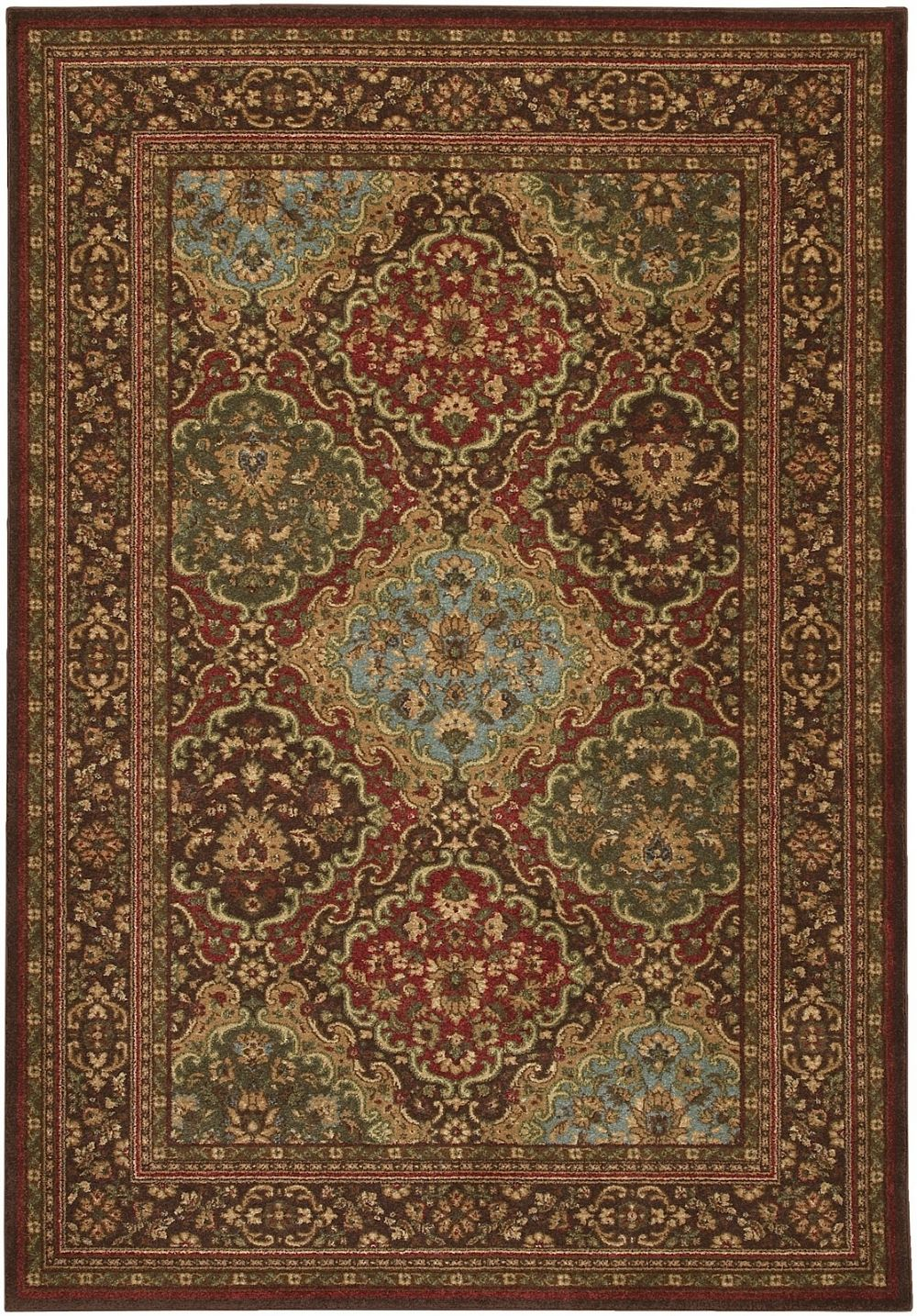 couristan pera traditional area rug collection