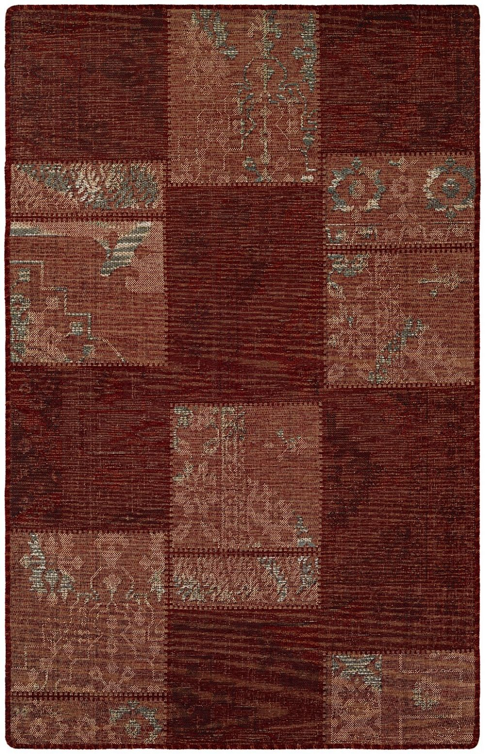 couristan mandolina southwestern/lodge area rug collection