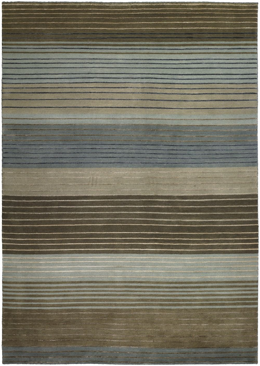 couristan pokhara solid/striped area rug collection