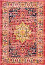 NuLoom Traditional Persian Medallion Rozella Area Rug Collection