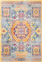 NuLoom Contemporary Persian Mamluk Laila Area Rug Collection