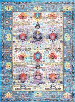 NuLoom Country & Floral Persian Floral Romona Area Rug Collection