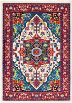 NuLoom Country & Floral Persian Floral Elenor Area Rug Collection