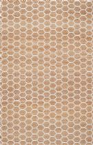 NuLoom Contemporary Reversible Honeycomb Alisha Jute Area Rug Collection