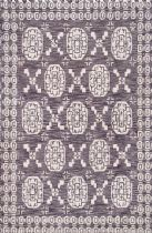 NuLoom Contemporary Rikki Printed Jute Area Rug Collection