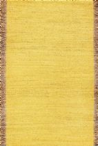 NuLoom Solid/Striped Solid Tassel Amalia Area Rug Collection