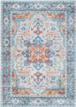 NuLoom Traditional Persian Medallion Caterina Area Rug Collection