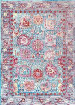 NuLoom Country & Floral Persian Vintage Floral Sharon Area Rug Collection