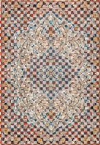 NuLoom Traditional Sirena Mosaic Medallion Area Rug Collection