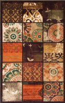 NuLoom Country & Floral Patchwork Floral Sherice Area Rug Collection