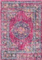 NuLoom Traditional Persian Vintage Arla Area Rug Collection