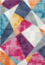 NuLoom Contemporary Mosaic Anya Area Rug Collection