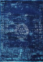 NuLoom Traditional Tanja Overdyed Medallion Area Rug Collection