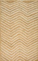 NuLoom Solid/Striped Sammy Chevron Area Rug Collection