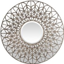 Surya Contemporary Castillo mirror Collection