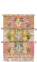 Surya Natural Fiber Adia wall art Collection