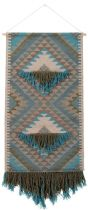 Surya Southwestern/Lodge Adia wall art Collection