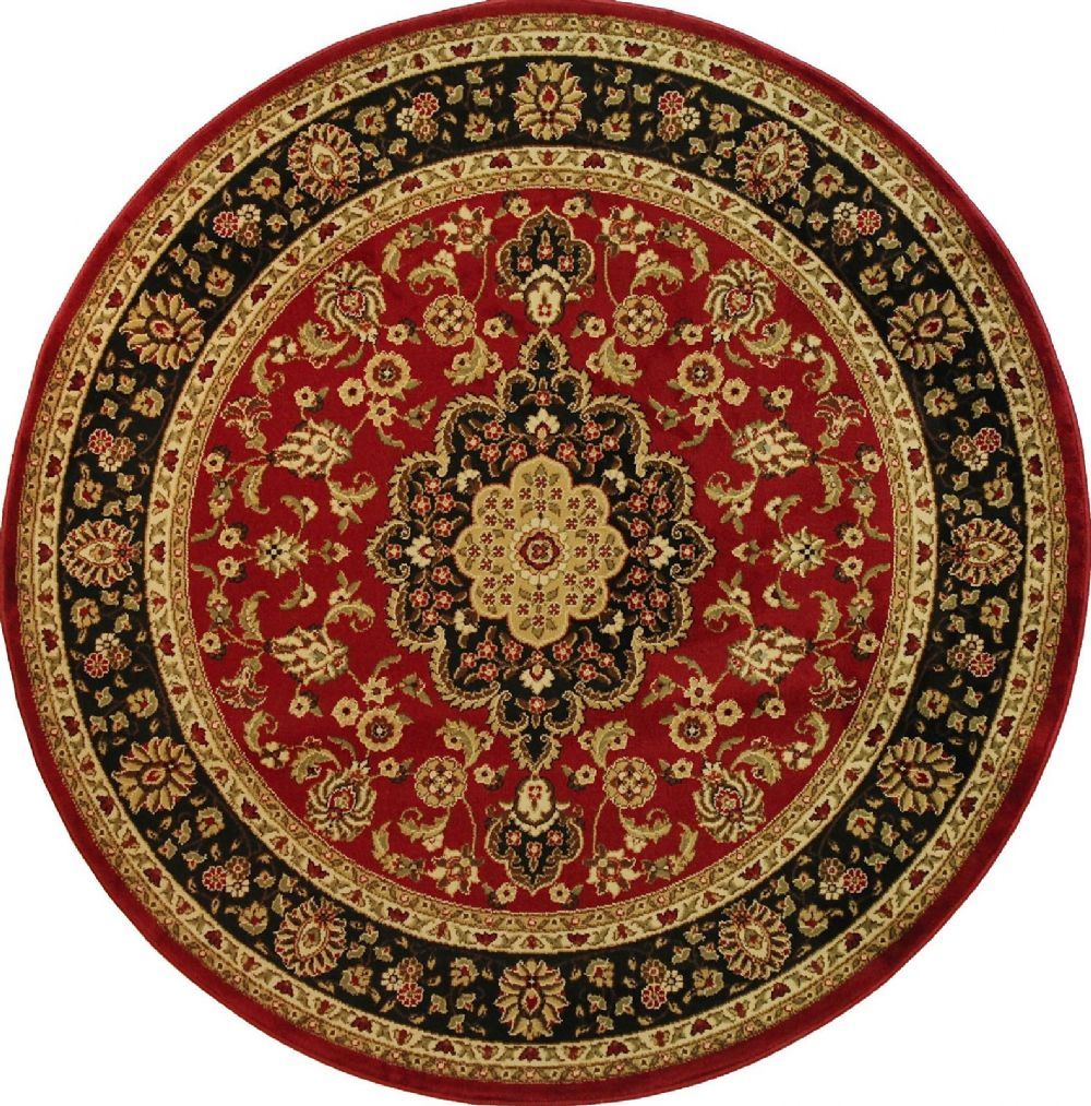 Well Woven Barclay Medallion Kashan Traditional Area Rug