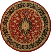 Well Woven Traditional Barclay Medallion Kashan Area Rug Collection