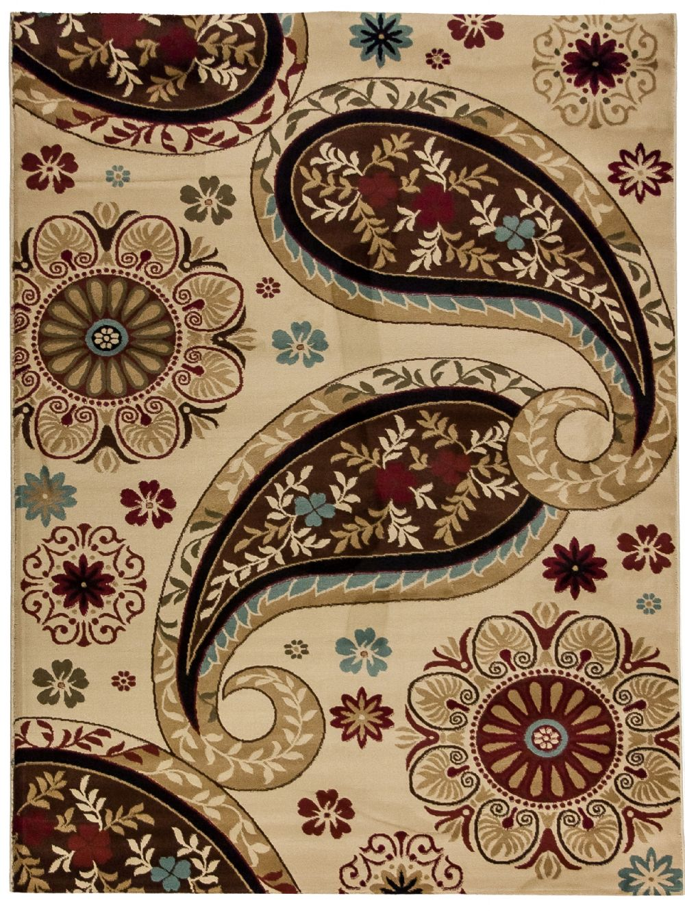 well woven barclay penelopes paiseley transitional area rug collection