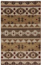 Rectangle rug, Woven rug, Southwestern/Lodge, Woolrich, American Rug Craftsmen rug