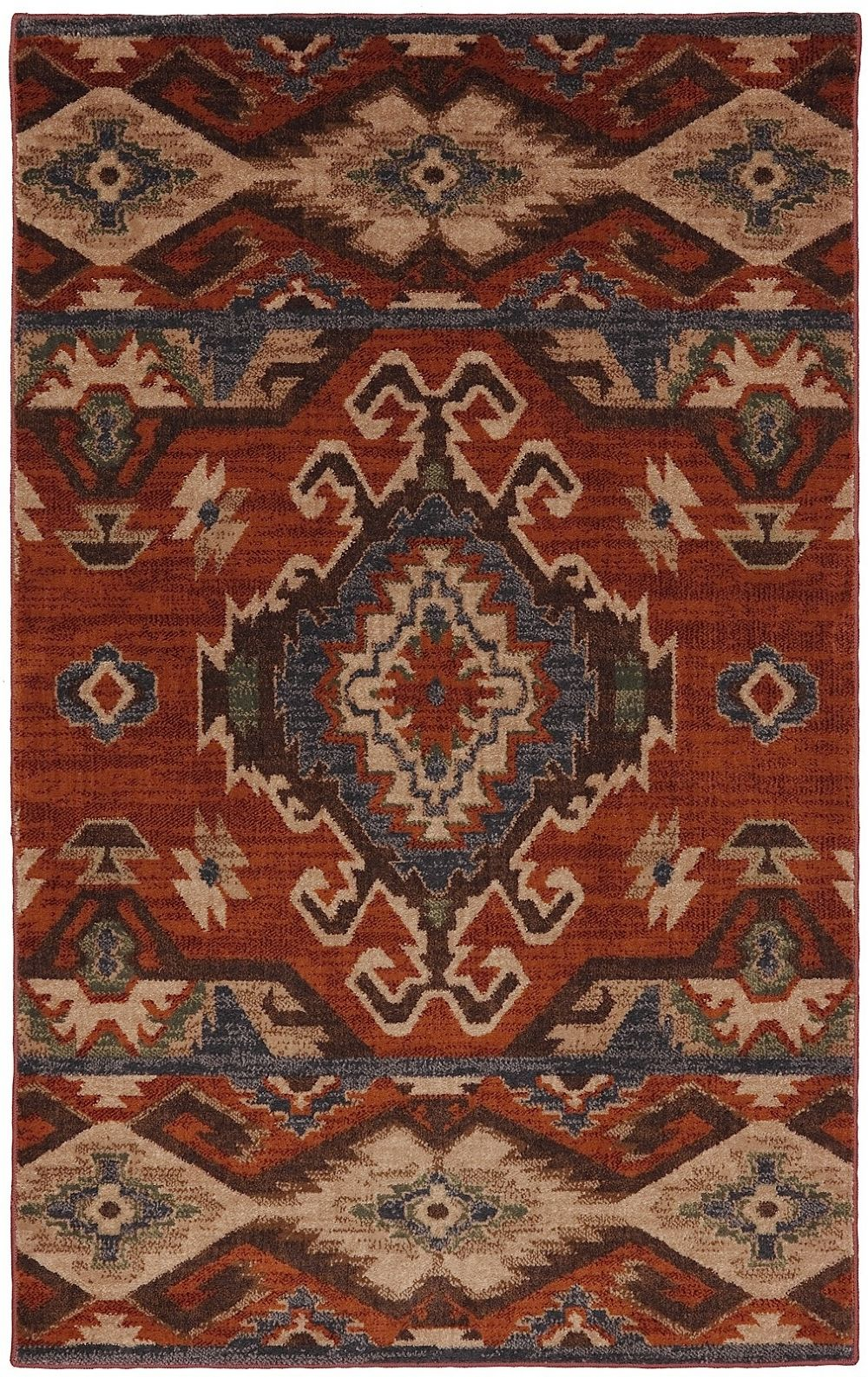 american rug craftsmen woolrich southwestern/lodge area rug collection