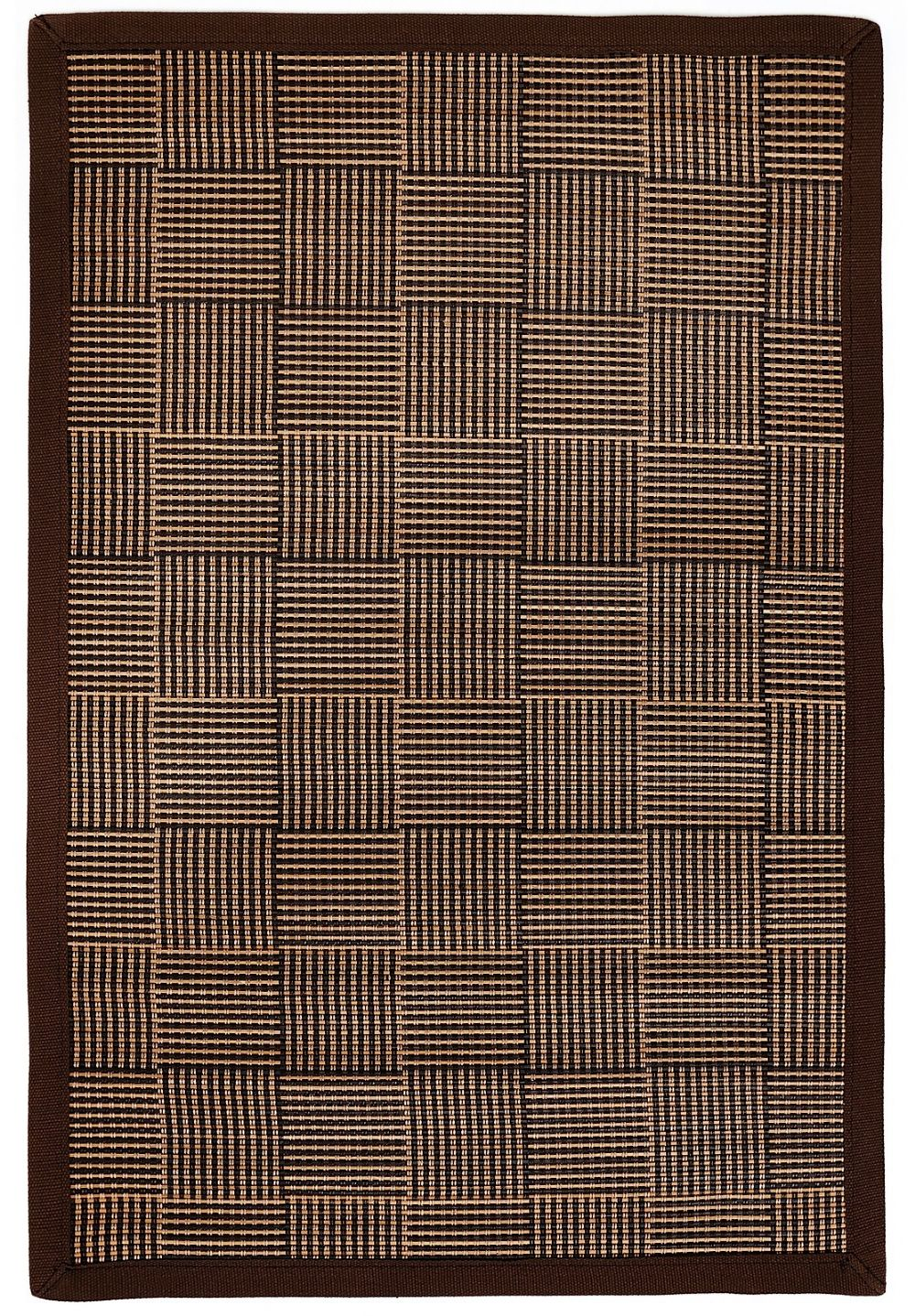 anji mountain pizzelle bamboo area rug collection
