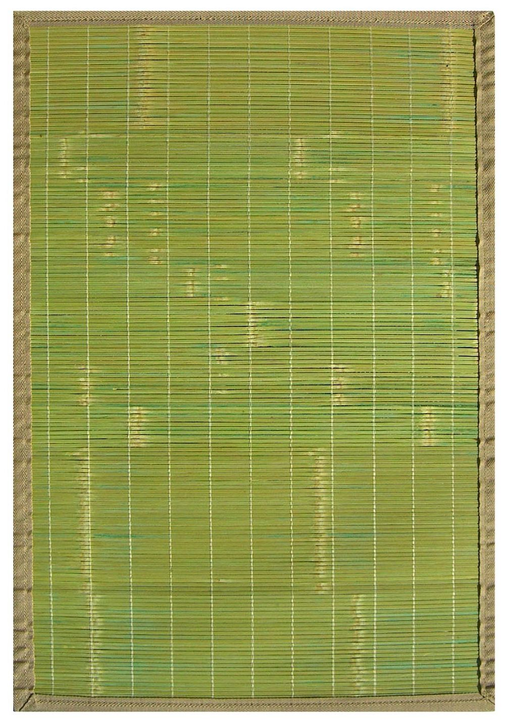 anji mountain key west bamboo area rug collection