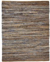 Anji Mountain Natural Fiber American Graffiti Area Rug Collection