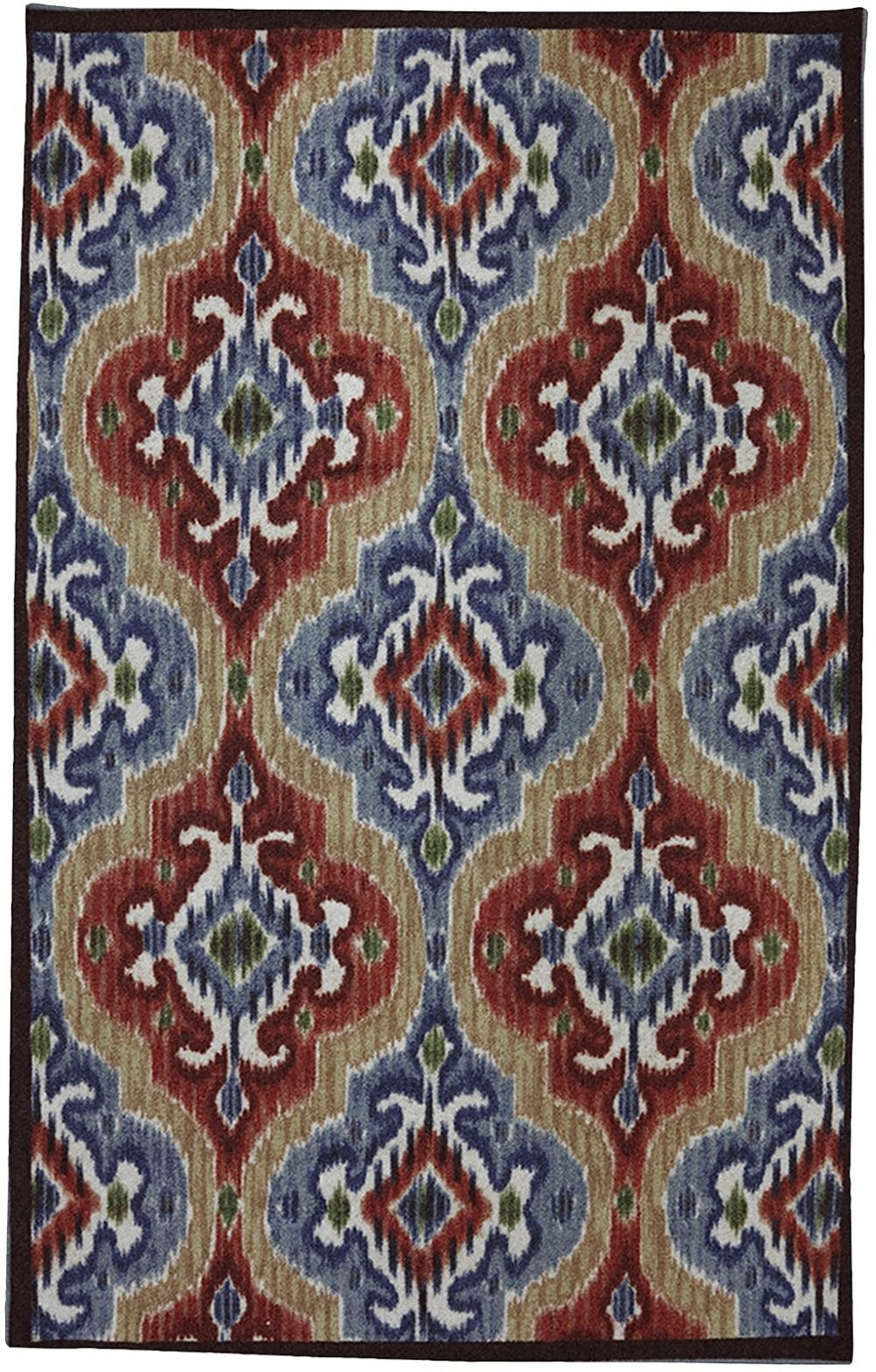 mohawk mystic ikat contemporary area rug collection