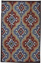 Mohawk Contemporary Mystic Ikat Area Rug Collection
