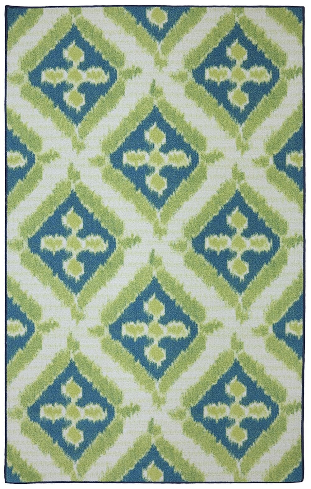 mohawk summer splash contemporary area rug collection