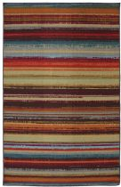Mohawk Contemporary Avenue Stripe Area Rug Collection